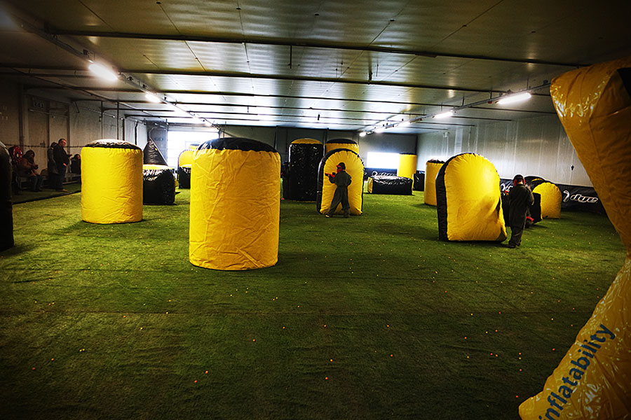Indoor-kinderpaintball-arnhem