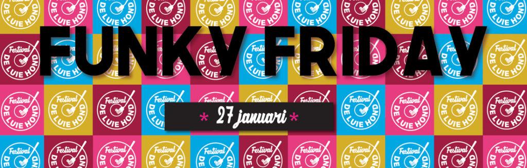 Funky Friday vrijdagmiddagborrel